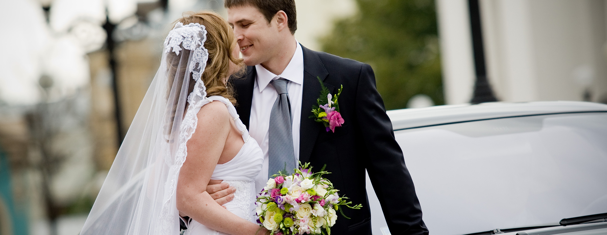 Offering Wedding Cars Throughout Nottingham